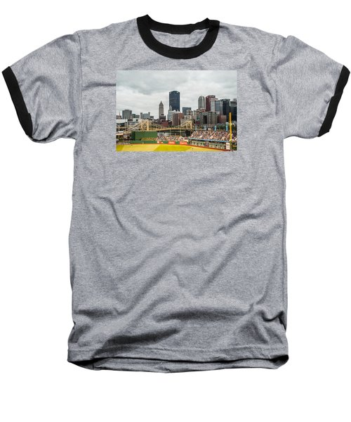 Baseball T-Shirt featuring the photograph Pittsburgh/pnc Park - 6986 by G L Sarti