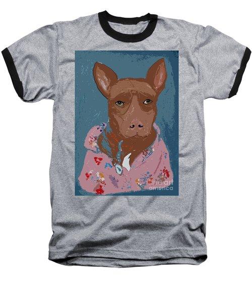 Pitty In Pajamas Baseball T-Shirt