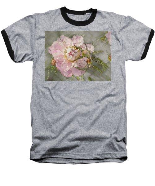 Pivoine Baseball T-Shirt