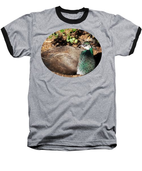 Place Of Rest Baseball T-Shirt by Anita Faye