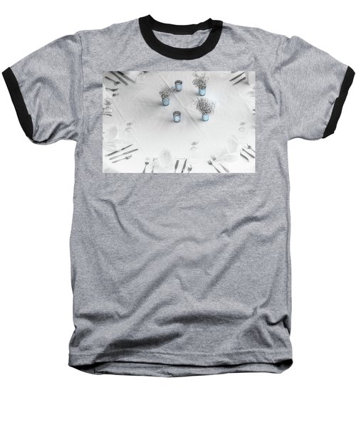 Place Settings Baseball T-Shirt