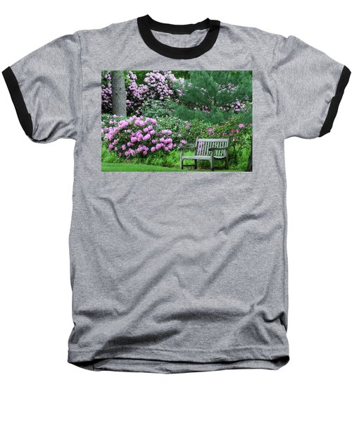 Place To Rest Baseball T-Shirt