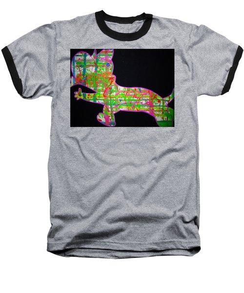 Plaid Baseball T-Shirt