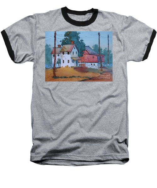 Plain And Simple Baseball T-Shirt