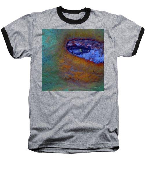 Planet Earth Baseball T-Shirt