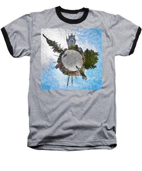 Planet Gelderseplein Rotterdam Baseball T-Shirt