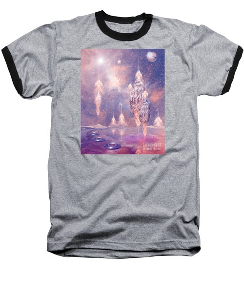 Shell City Baseball T-Shirt by Alexa Szlavics