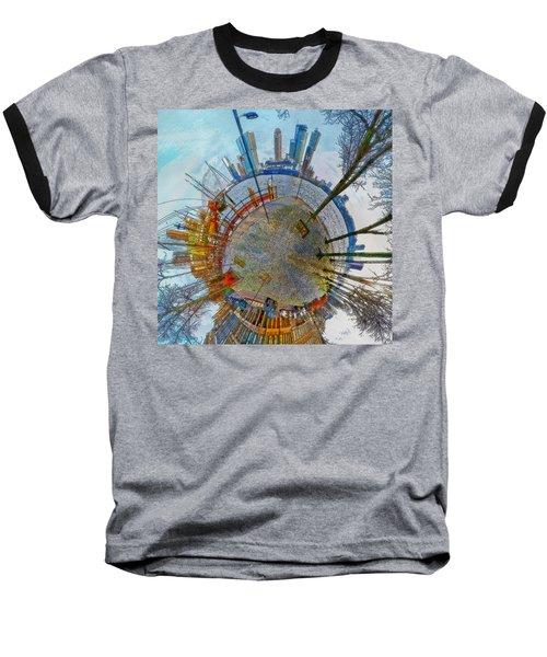 Planet Rotterdam Baseball T-Shirt