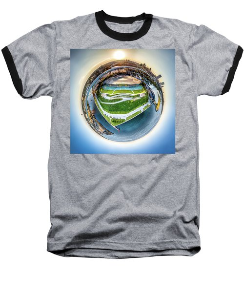 Planet Summerfest Baseball T-Shirt