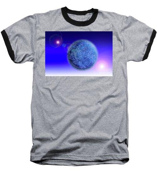 Baseball T-Shirt featuring the photograph Planet by Tatsuya Atarashi
