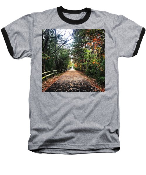 Planet Walk Baseball T-Shirt