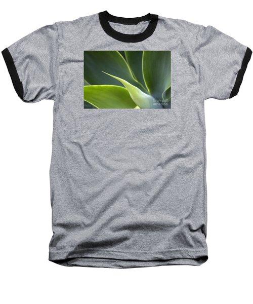 Plant Abstract Baseball T-Shirt