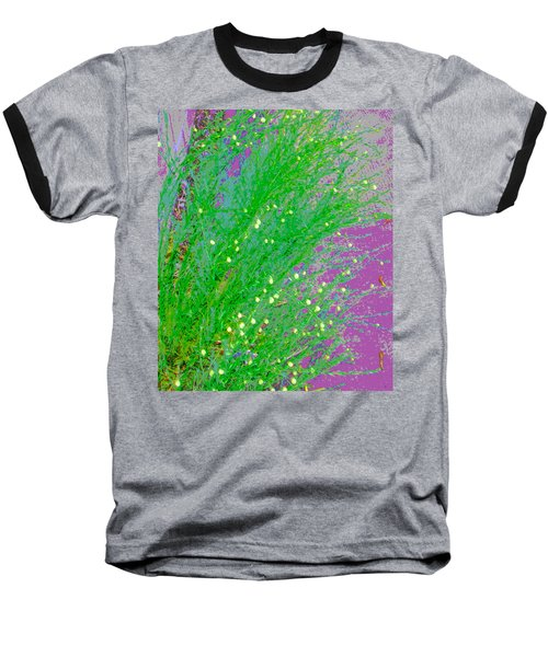 Baseball T-Shirt featuring the photograph Plant Design by Lenore Senior