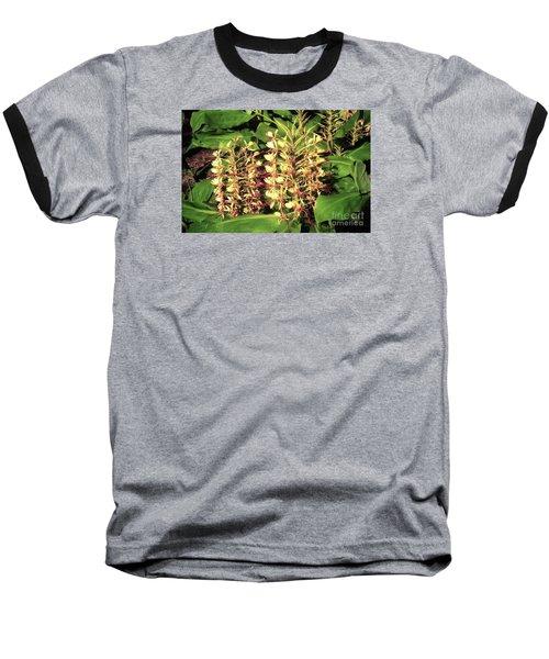Plant Flowers Baseball T-Shirt