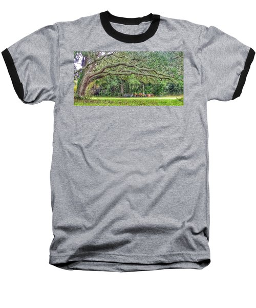 Plant It And The House Will Appear Baseball T-Shirt