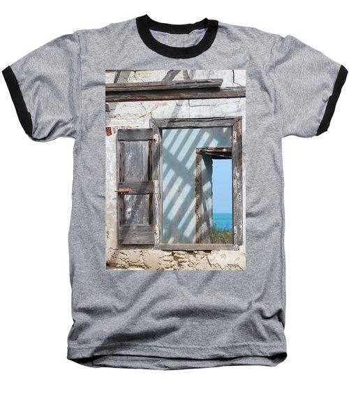 Plantation Quarters Baseball T-Shirt by Jewels Blake Hamrick