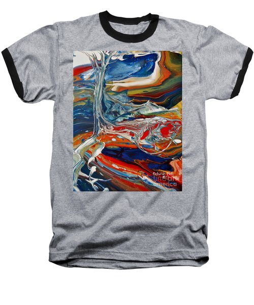 Planted By The Waters Baseball T-Shirt