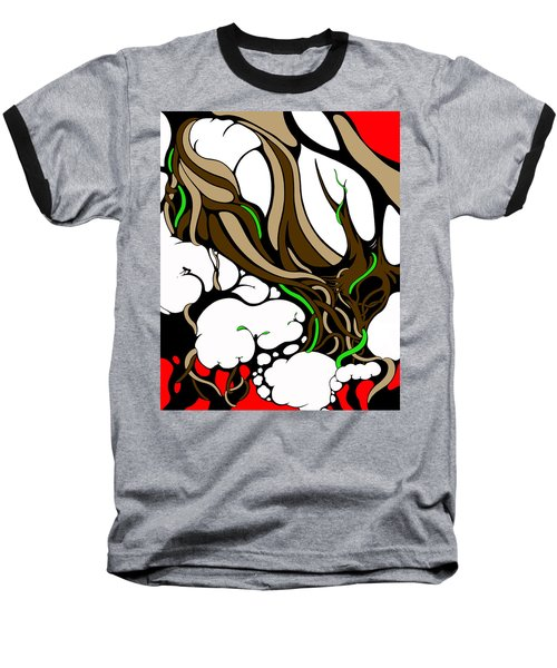 Planted Baseball T-Shirt