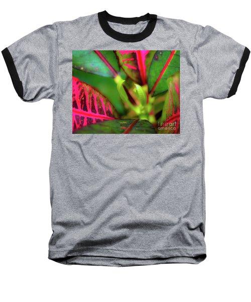 Plants In Hawaii Baseball T-Shirt