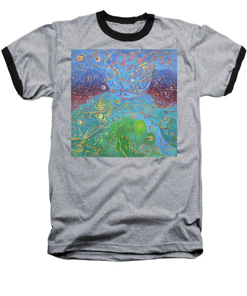 Plasma Baseball T-Shirt