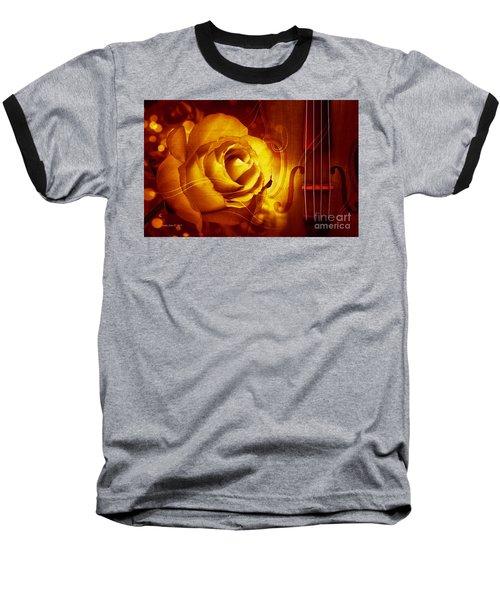 Play A Love Song Baseball T-Shirt