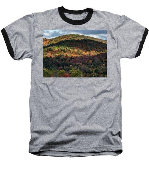 Play Of Light And Shadows. Baseball T-Shirt