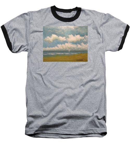 Playa Del Carmen Baseball T-Shirt