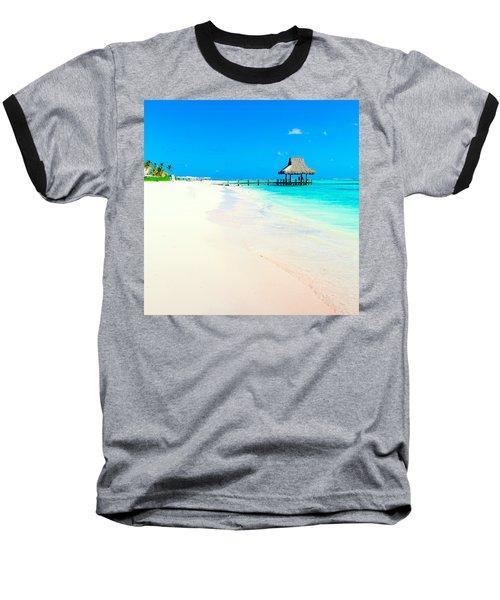 Playa Baseball T-Shirt