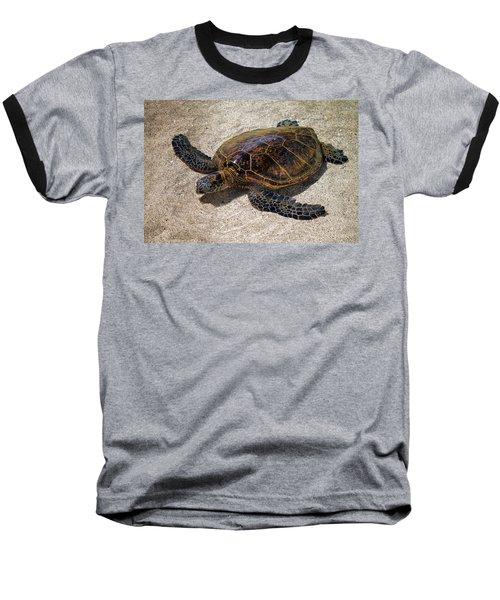 Playful Honu Baseball T-Shirt