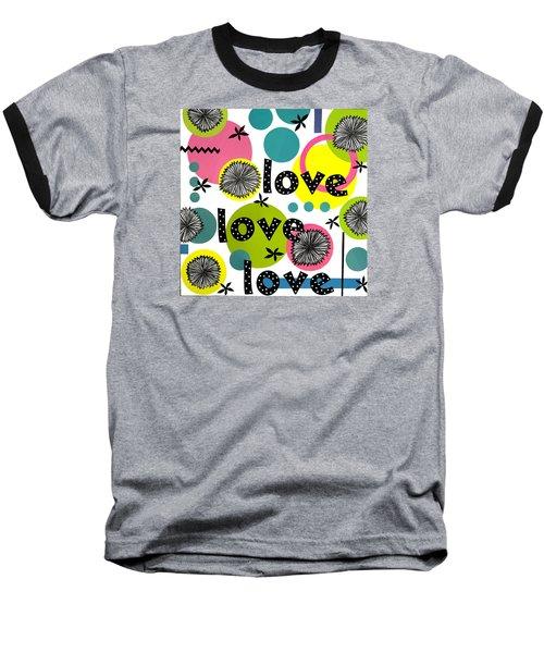 Playful Love Baseball T-Shirt