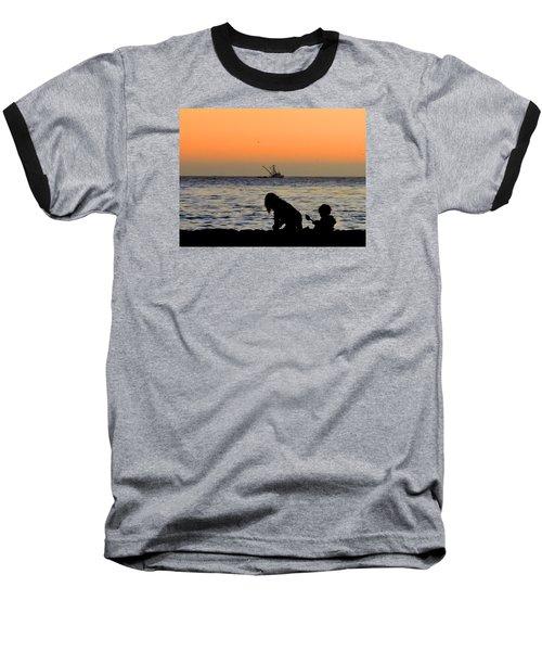 Playful Time Baseball T-Shirt