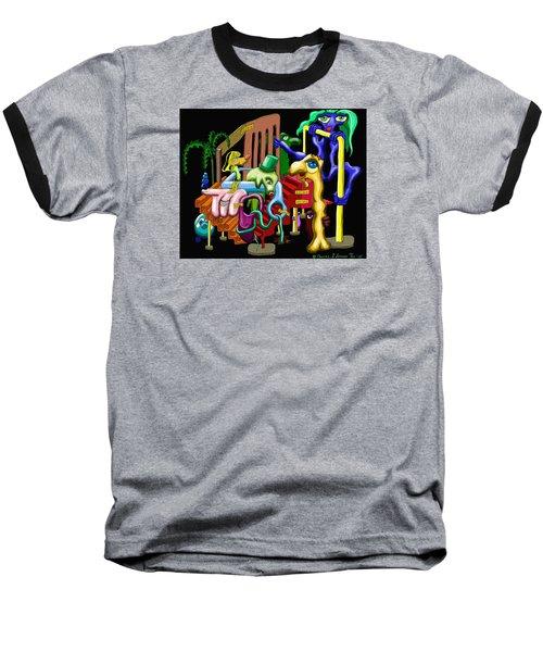 Playground Baseball T-Shirt