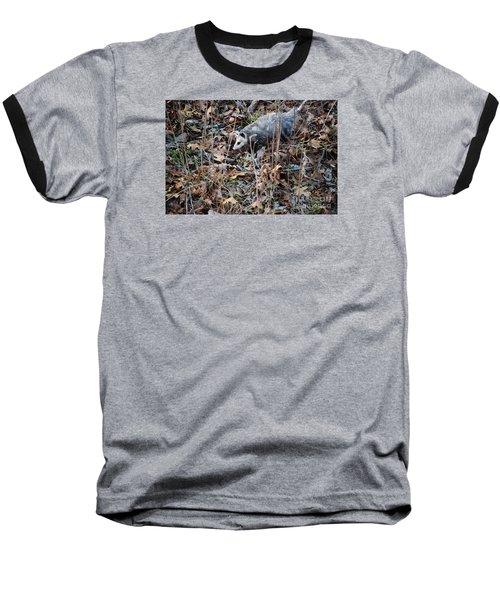 Playing Possum Baseball T-Shirt