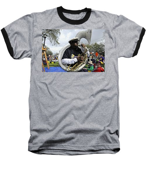 Playing To The Crowd Baseball T-Shirt