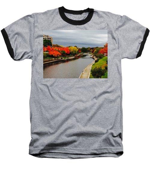 Plaza Colour Pop Baseball T-Shirt