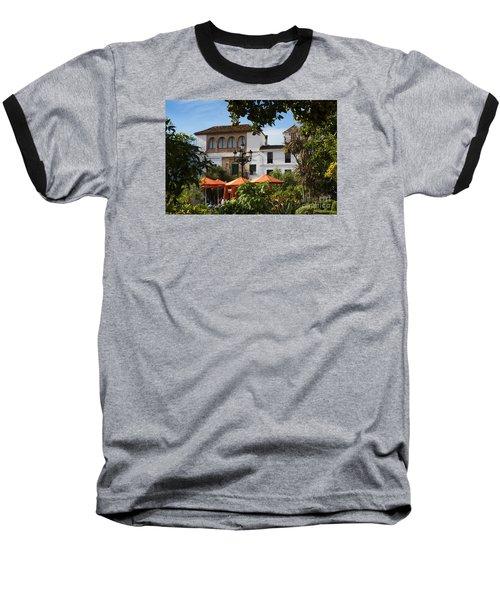 Plaza De Naranjas Baseball T-Shirt