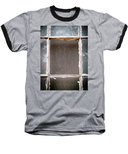 Please Let Me Out... Baseball T-Shirt by Charles Hite