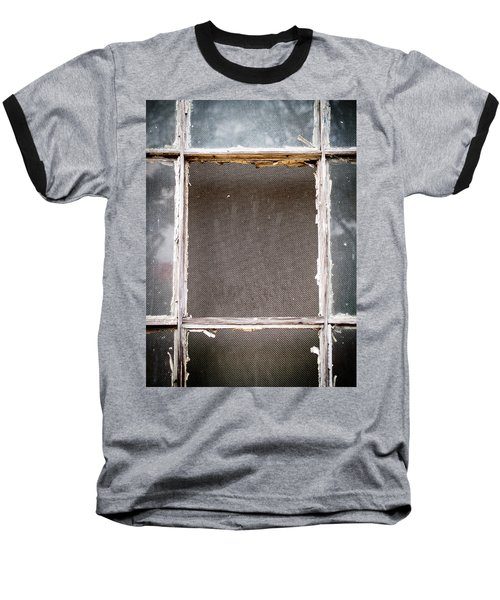 Please Let Me Out... Baseball T-Shirt