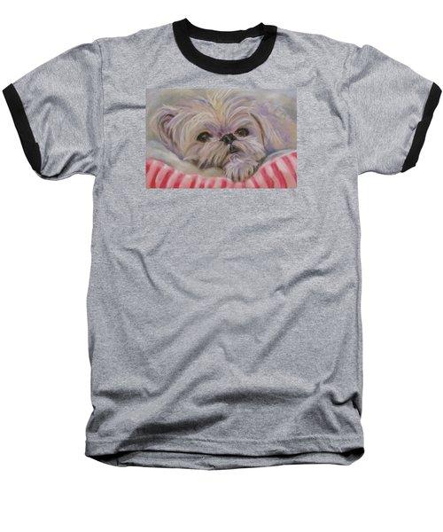 Please Let Me Sleep Baseball T-Shirt