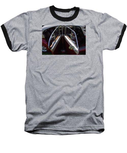 Please Take A Seat... Baseball T-Shirt by John Schneider