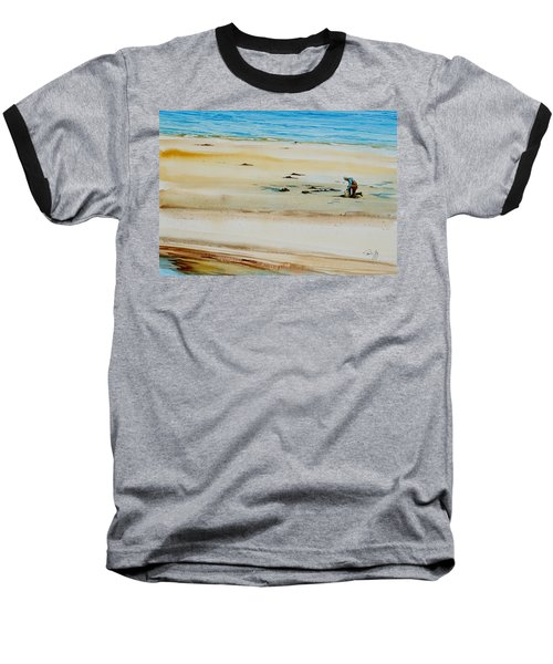 Pleasant Bay Clammer Baseball T-Shirt