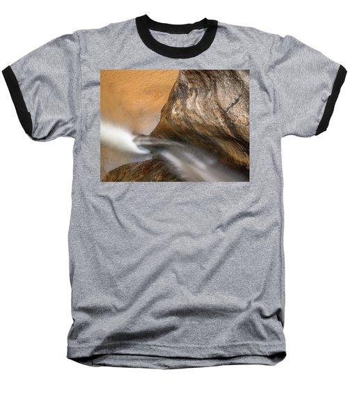 Pleasurable Contemplation Baseball T-Shirt by Dustin LeFevre