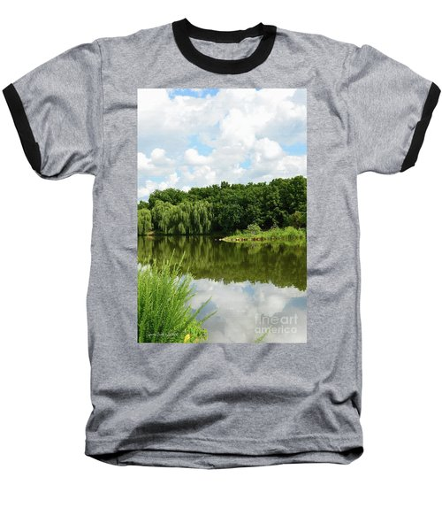 Plein Air Baseball T-Shirt