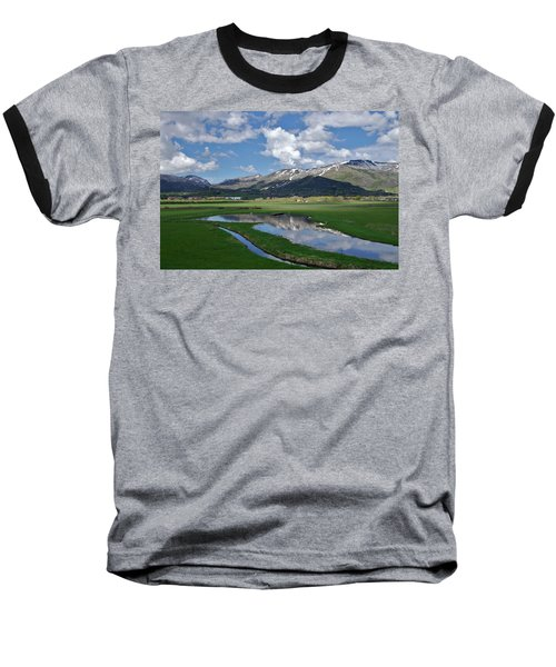 Plentiful Valley Baseball T-Shirt