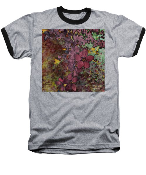 Baseball T-Shirt featuring the photograph Plum Blossom by LemonArt Photography