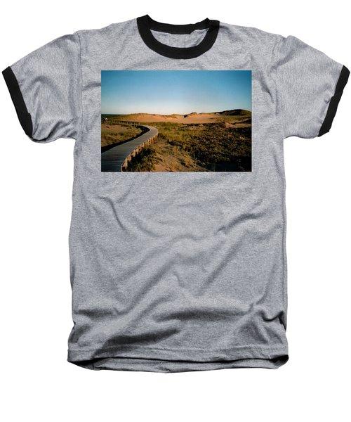 Plum Island Dunes Baseball T-Shirt