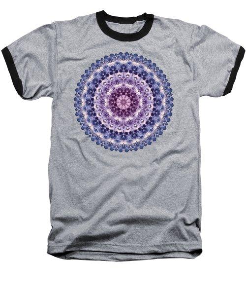 Plum Lovely Baseball T-Shirt