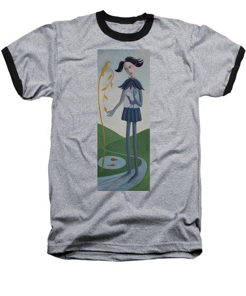 Plume Baseball T-Shirt