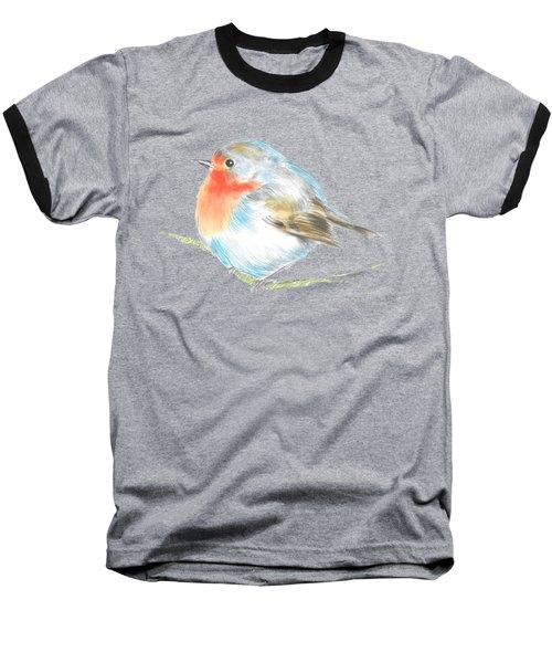Plump Is Good  Baseball T-Shirt