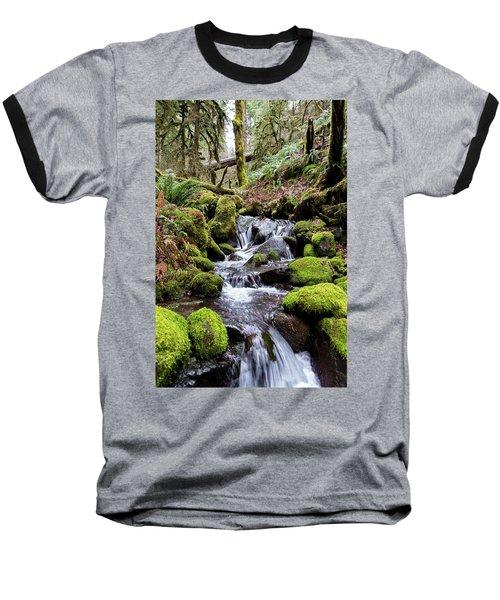 Pnw Forest Baseball T-Shirt